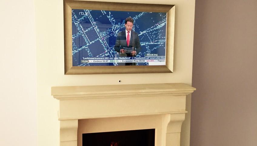 Spiegel tv zorgt voor een tv oplossing in elk interieur for Spiegel tv video